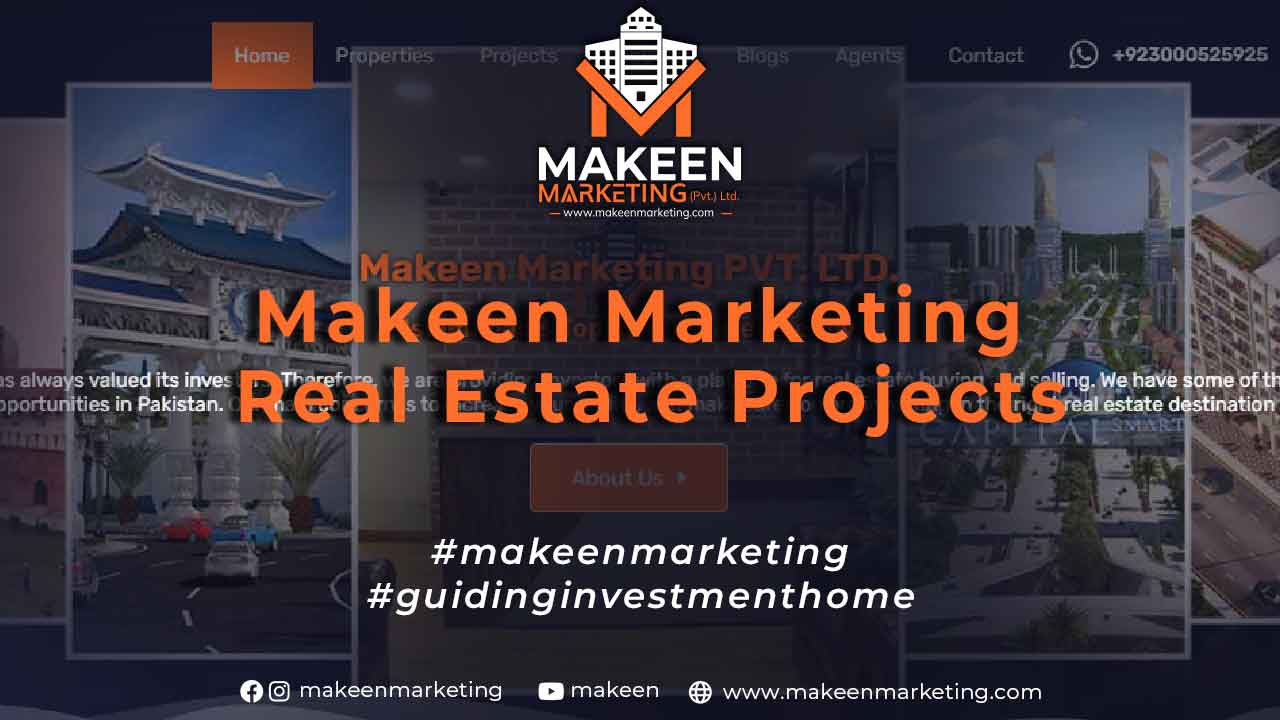 real estate projects in Pakistan