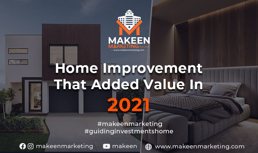 Home Improvements that Add Value in 2021