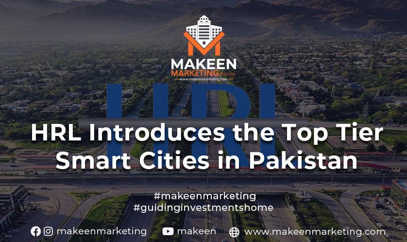 HRL Introduces Top Tier Smart Cities in Pakistan   Best Investments