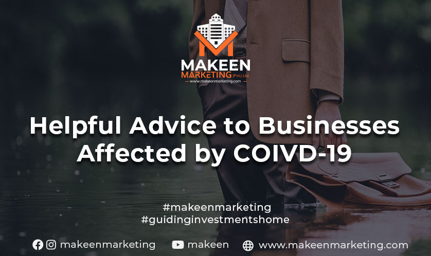 businesses affected by covid 19