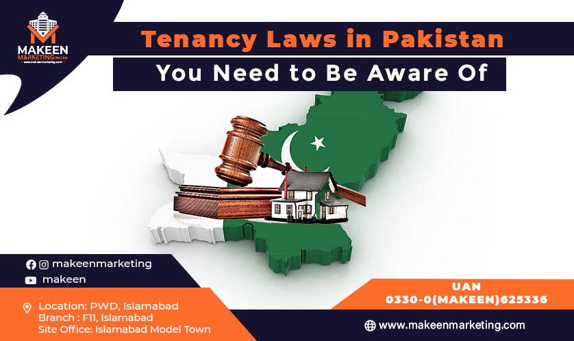 tenancy laws in Pakistan