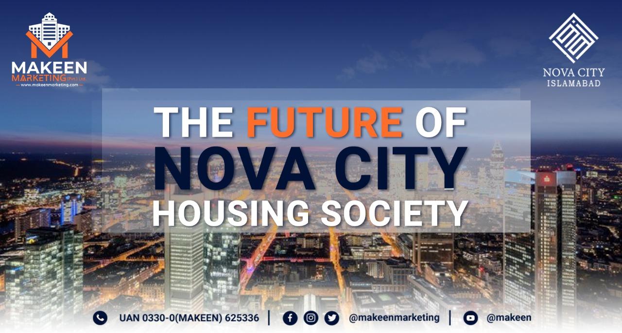 Nova City housing society