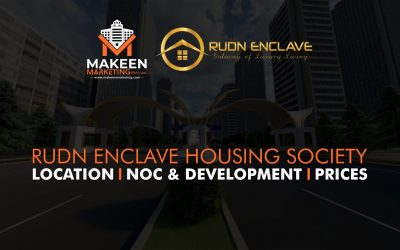 Rudn Enclave Housing Society | Location | NOC & Development | Prices