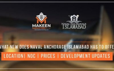 What New Does Naval Anchorage Islamabad Has to Offer? Location   NOC   Prices   Development Updates