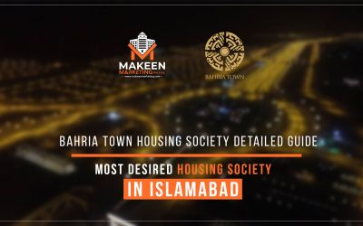 Bahria Town Housing Society Detailed Guide   Most Desired Housing Society in Islamabad