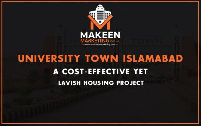 University Town Islamabad   A Cost-Effective Yet Lavish Housing Project