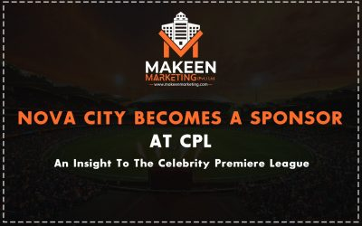 Nova City Becomes A Sponsor At CPL   An Insight To The Celebrity Premiere League