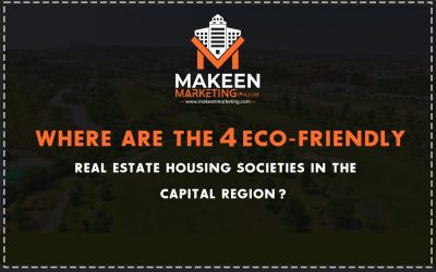 Where Are The 4 Eco-Friendly Real Estate Housing Societies In The Capital Region?